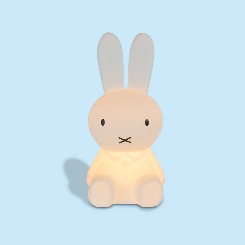 Lampe veuilleuse Miffy