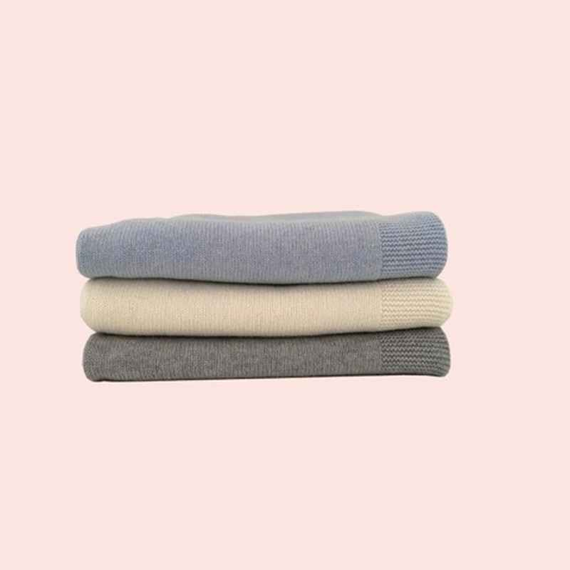 Couverture cashmere  PM